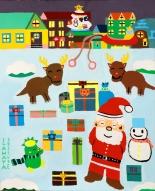 カッパのKちゃんのクリスマス