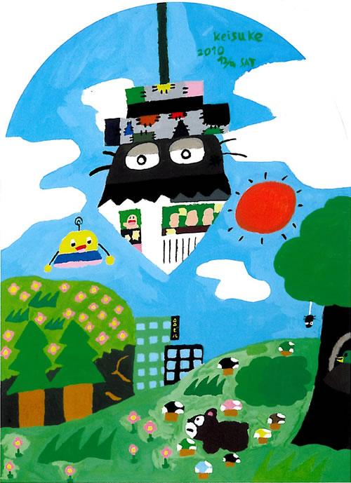 こじき虫 ver2010.12