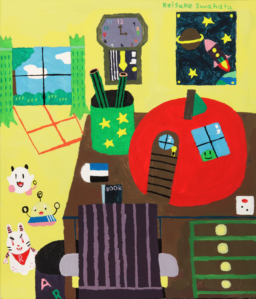 新りんごの家(2010.12)