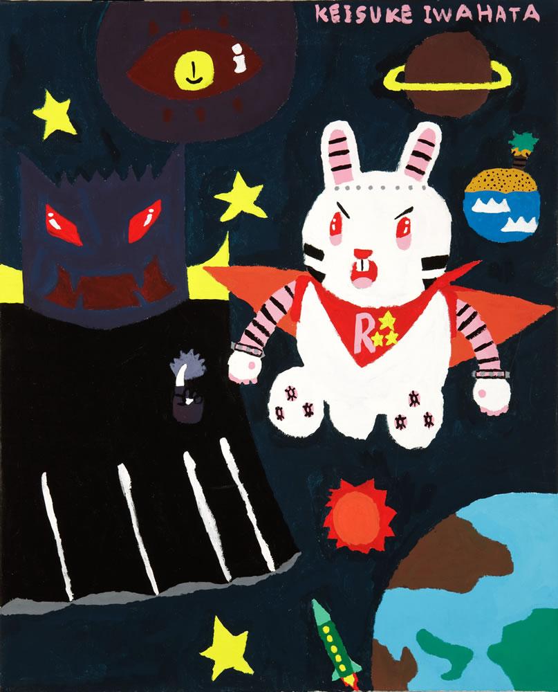 超合金ウサギ